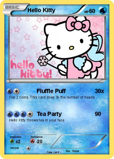 Pokemon Hello Kitty