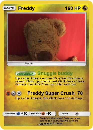 Pokemon Freddy