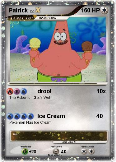 Pokemon Patrick