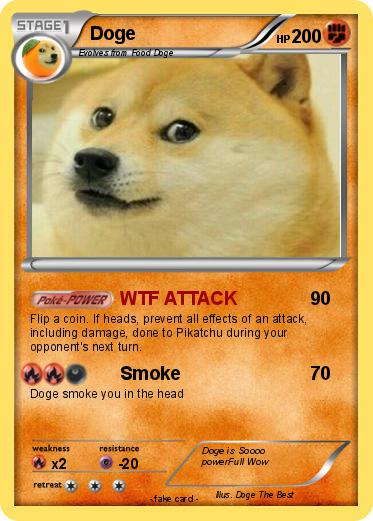 Pokemon Doge