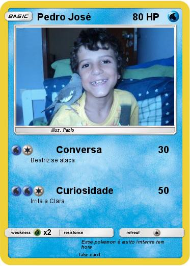 Pokemon Pedro José