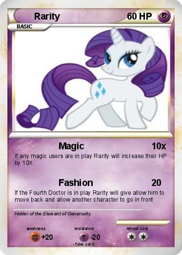 Pokemon Rarity
