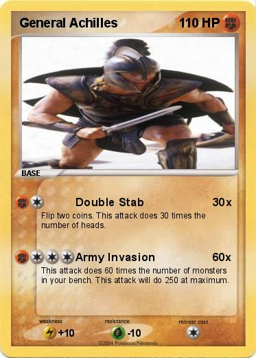 Pokemon General Achilles