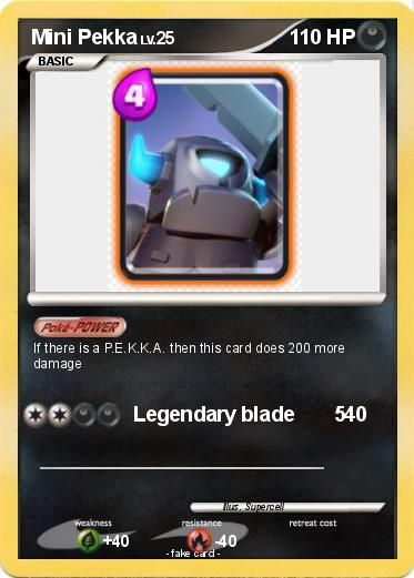 Pokemon Mini Pekka