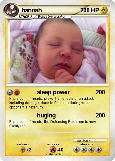 Pokemon hannah