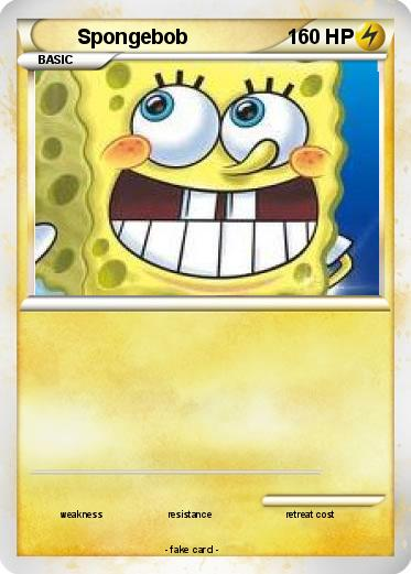Pokemon Spongebob