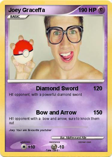 Pokemon Joey Graceffa