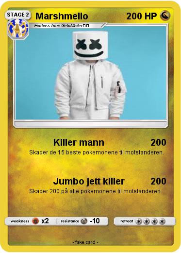 Pokemon Marshmello