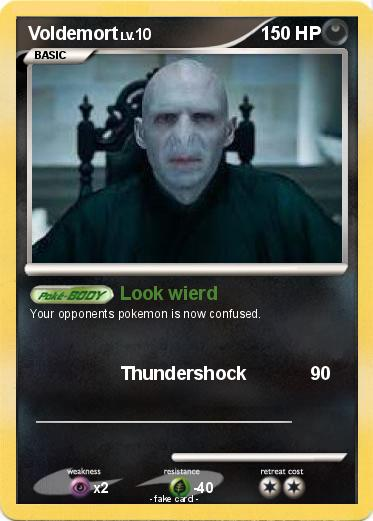 Pokemon Voldemort