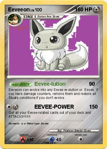 Pokemon Eeveeon
