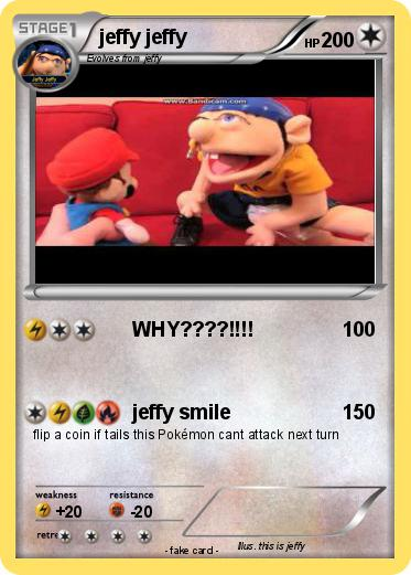 Pokemon jeffy jeffy