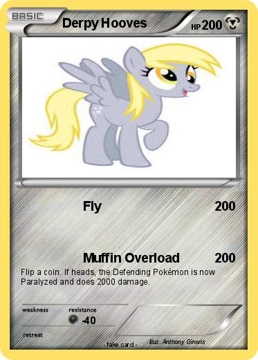 Pokemon Derpy Hooves