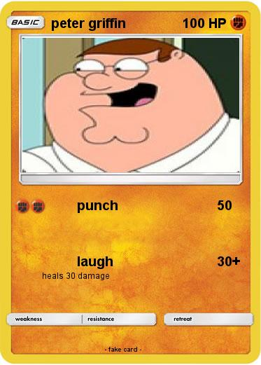 Pokemon peter griffin