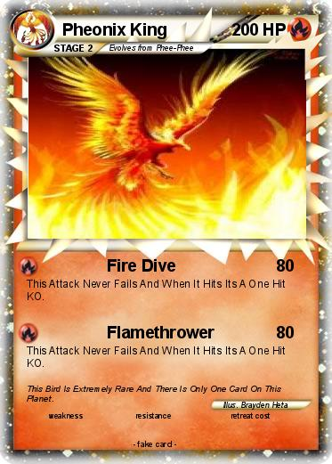 Pokemon Pheonix King