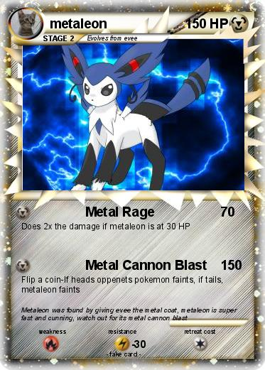 Pokemon metaleon