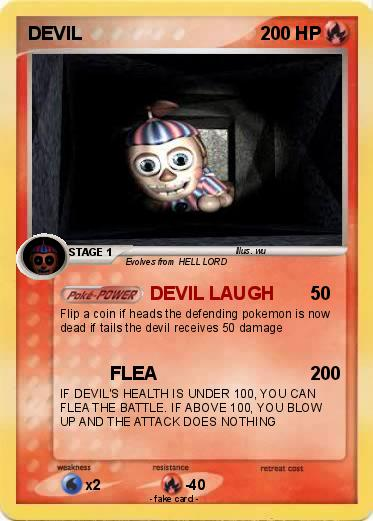 Pokemon DEVIL
