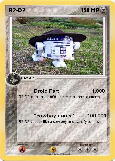 Pokemon R2-D2