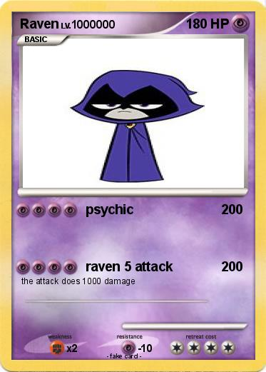 Pokemon Raven