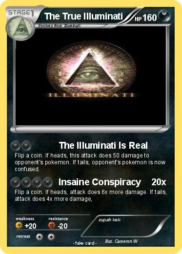 Pokemon The True Illuminati
