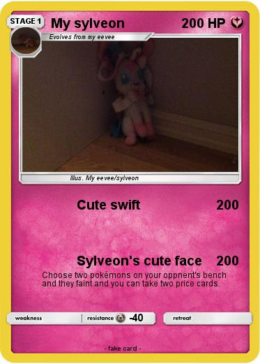 Pokemon My sylveon