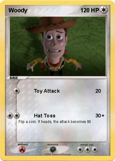 Pokemon Woody