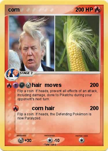 Pokemon corn