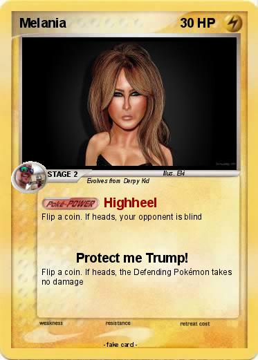 Pokemon Melania