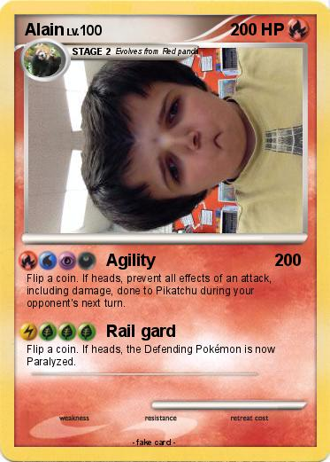 Pokemon Alain