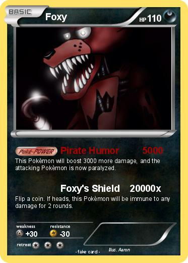Pokemon Foxy