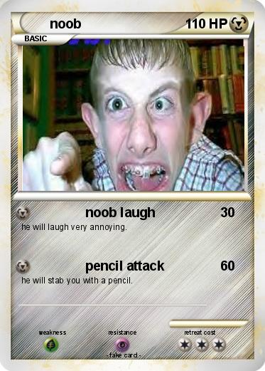 Pokemon noob
