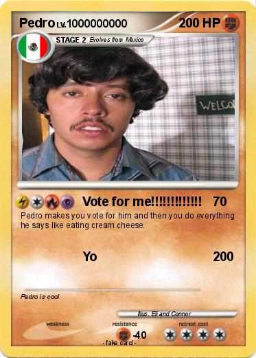 Pokemon Pedro