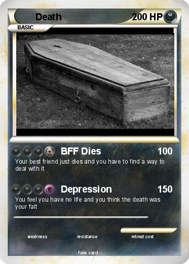 Pokemon Death