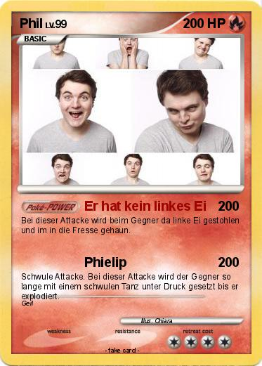Pokemon Phil