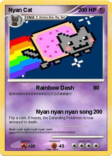 Pokemon Nyan Cat