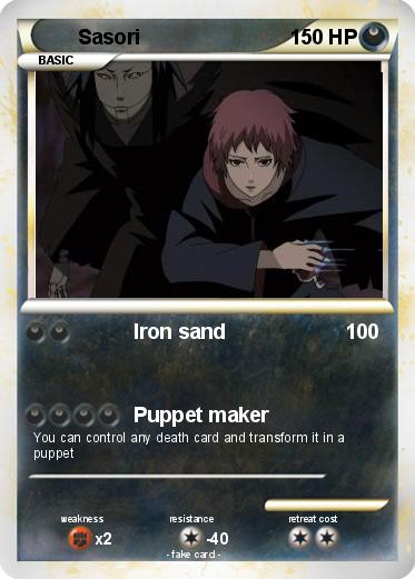 Pokemon Sasori