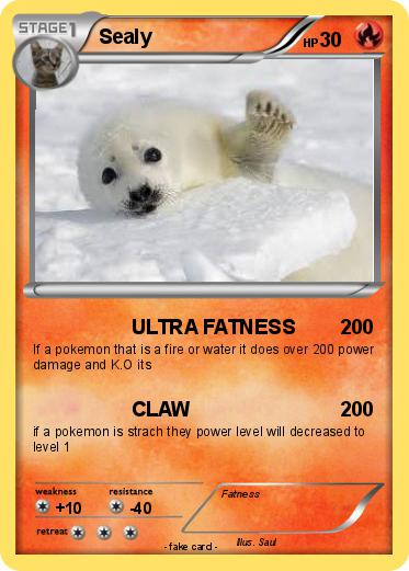 Pokemon Sealy