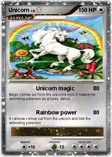 Pokemon Unicorn