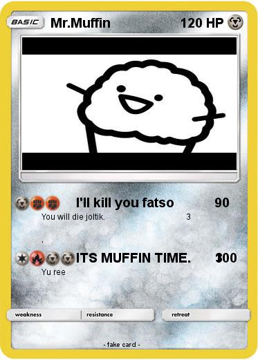 Pokemon Mr.Muffin