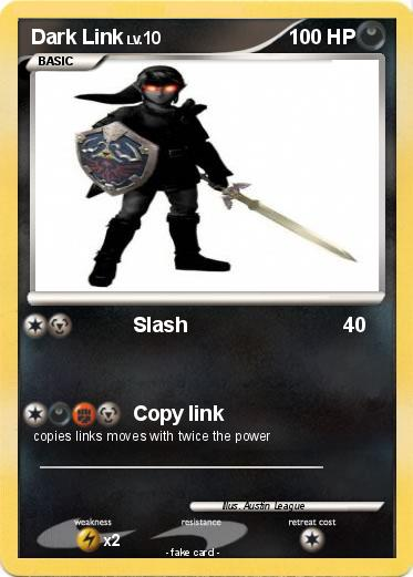 Pokemon Dark Link