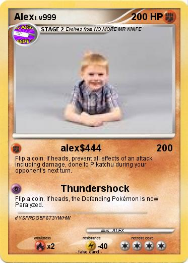 Pokemon Alex