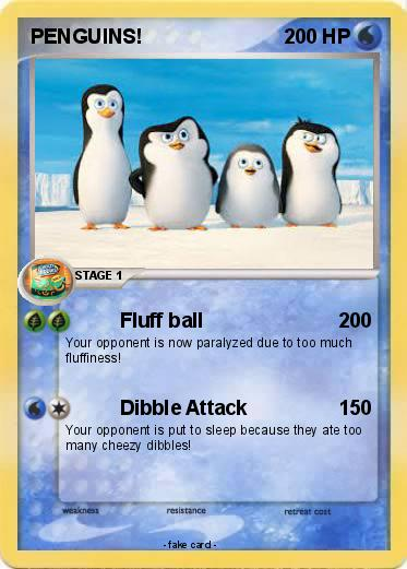 Pokemon PENGUINS!