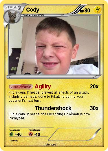 Pokemon Cody