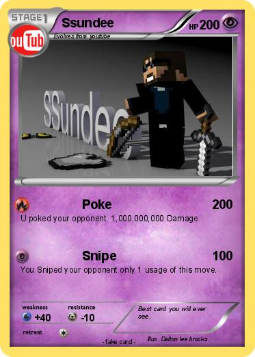 Pokemon Ssundee