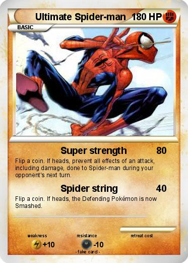 Pokemon Ultimate Spider-man