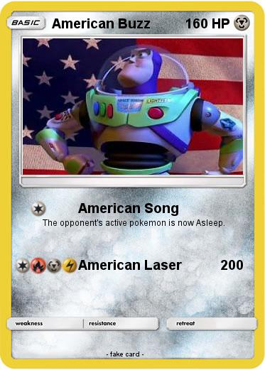 Pokemon American Buzz