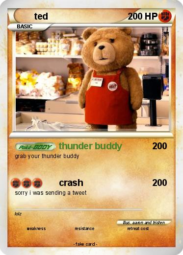 Pokemon ted