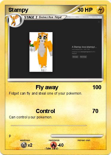Pokemon Stampy