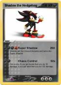 Shadow the