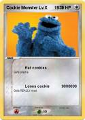 Cockie Monster
