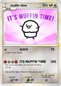 muffin time
